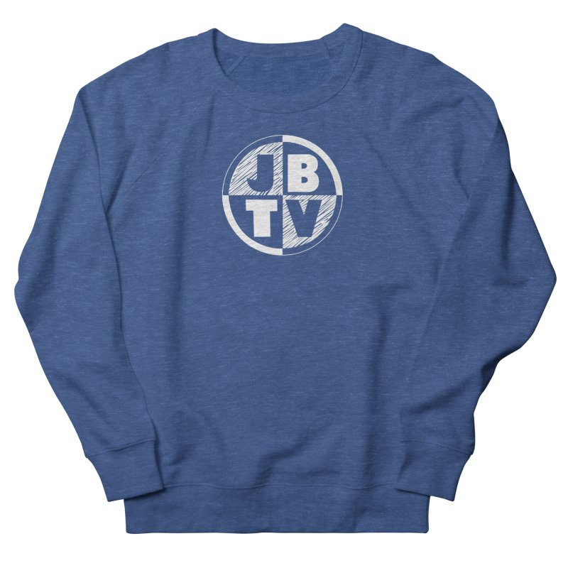 JBTV Circle Logo Men's Sweatshirt by JBTV