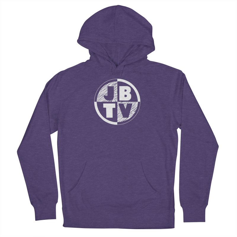 JBTV Circle Logo Men's Pullover Hoody by JBTV's Artist Shop
