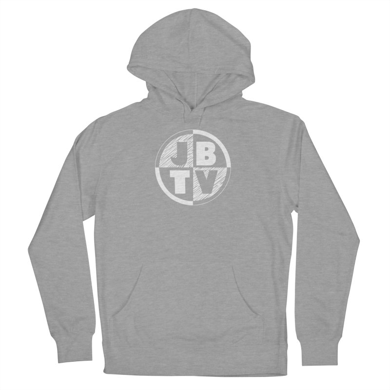 JBTV Circle Logo Men's French Terry Pullover Hoody by JBTV
