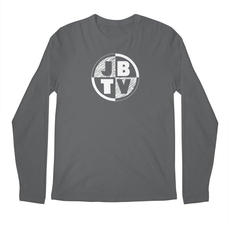 JBTV Circle Logo Men's Longsleeve T-Shirt by JBTV's Artist Shop