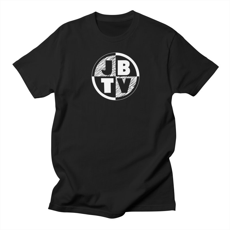 JBTV Circle Logo Women's Unisex T-Shirt by JBTV's Artist Shop
