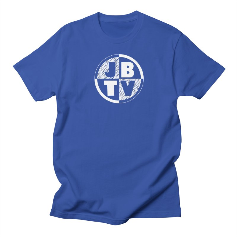 JBTV Circle Logo Women's Regular Unisex T-Shirt by JBTV