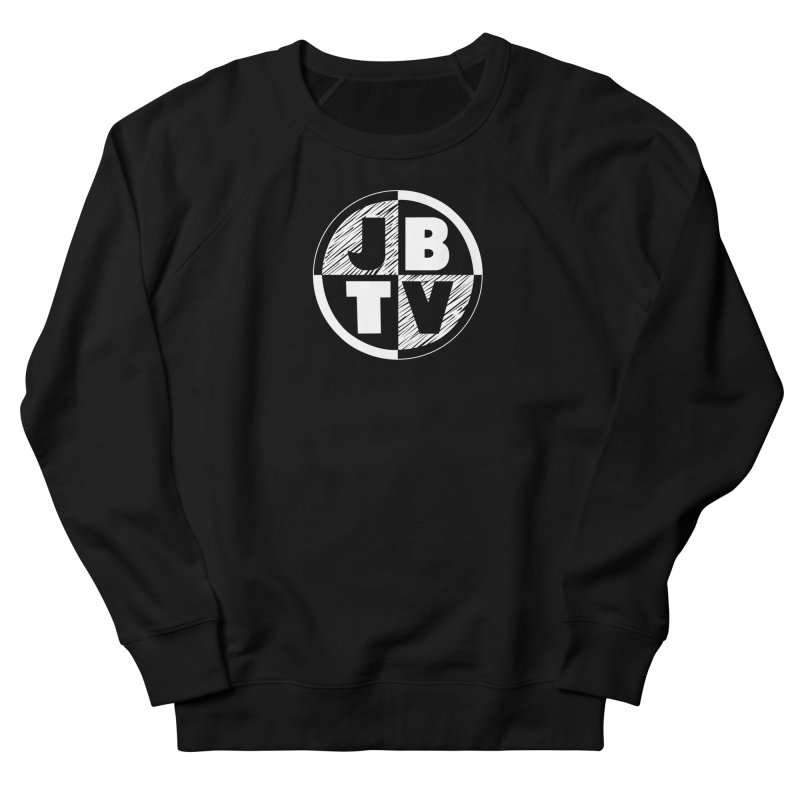 JBTV Circle Logo Men's French Terry Sweatshirt by JBTV
