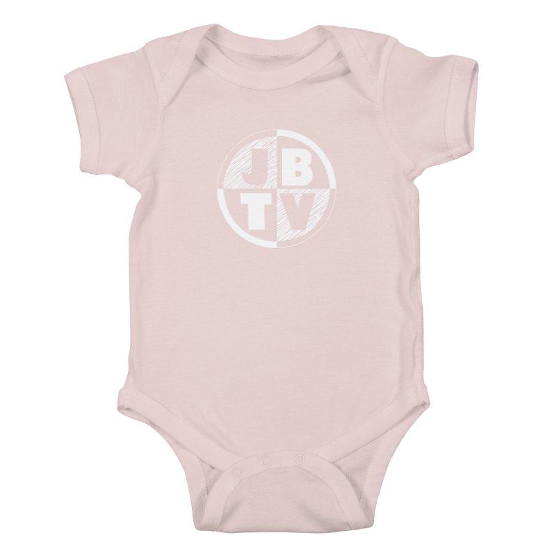 JBTV Circle Logo Kids Baby Bodysuit by JBTV