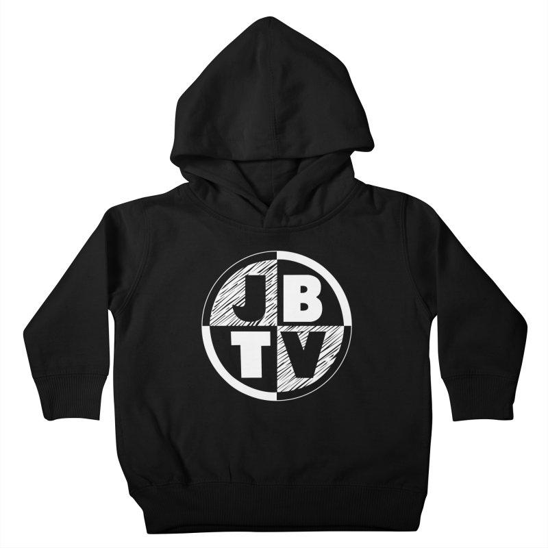 JBTV Circle Logo Kids Toddler Pullover Hoody by JBTV
