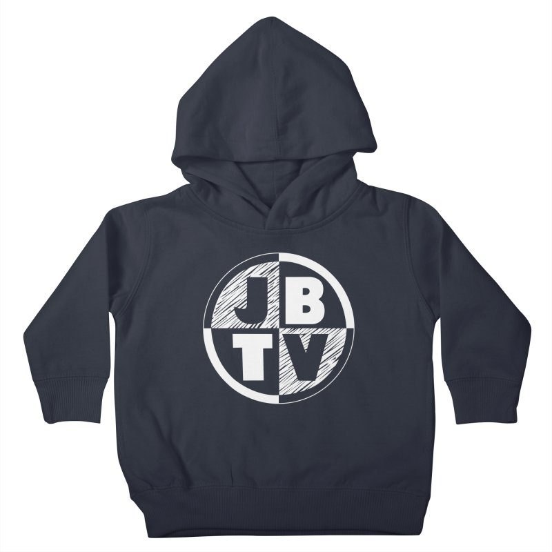 JBTV Circle Logo Kids Toddler Pullover Hoody by JBTV's Artist Shop