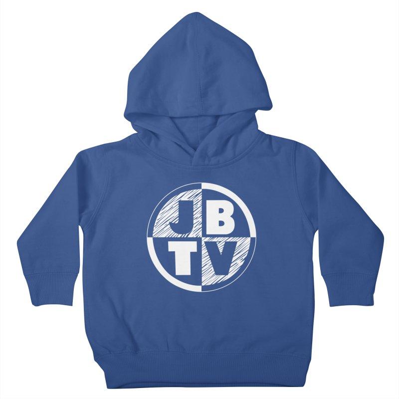 JBTV Circle Logo Kids Toddler Pullover Hoody by JBTV's Artist Shop