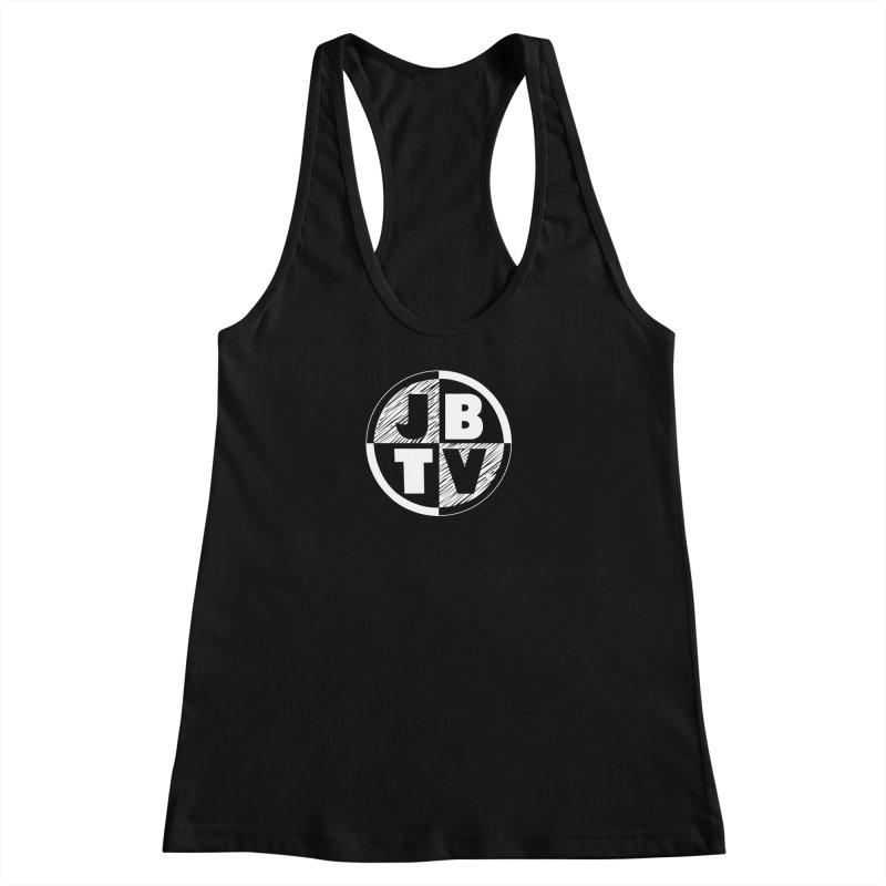 JBTV Circle Logo Women's Tank by JBTV