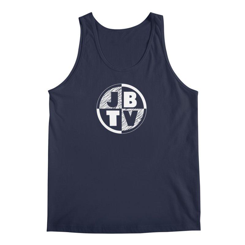 JBTV Circle Logo Men's Regular Tank by JBTV