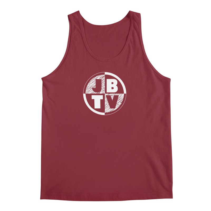 JBTV Circle Logo Men's Tank by JBTV's Artist Shop