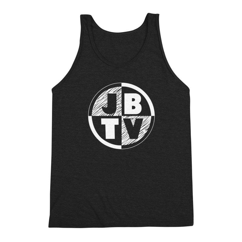 JBTV Circle Logo Men's Triblend Tank by JBTV