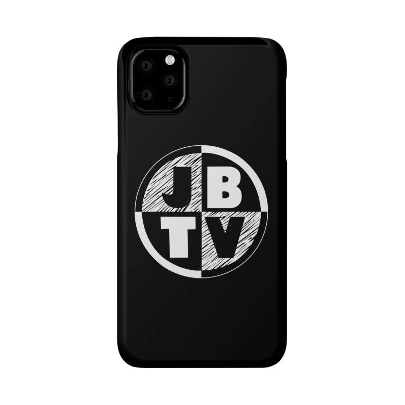 JBTV Circle Logo Accessories Phone Case by JBTV