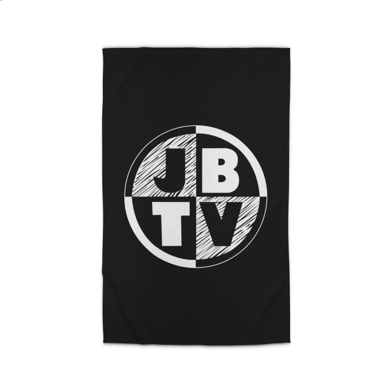 JBTV Circle Logo Home Rug by JBTV's Artist Shop