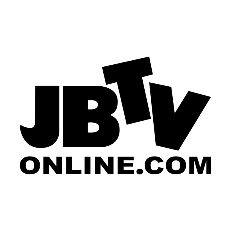 JBTV Black Logo Women's Longsleeve T-Shirt by JBTV's Artist Shop