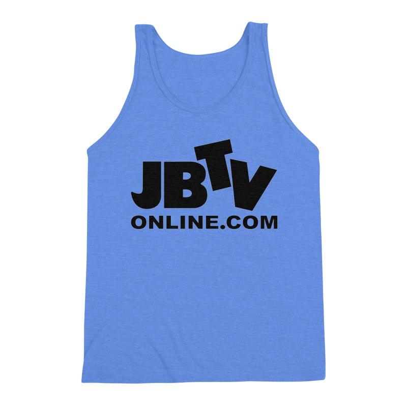JBTV Black Logo Men's Tank by JBTV