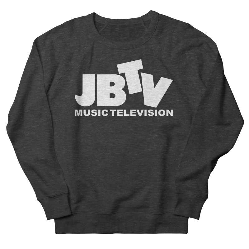 JBTV Music Television White Women's Sweatshirt by JBTV