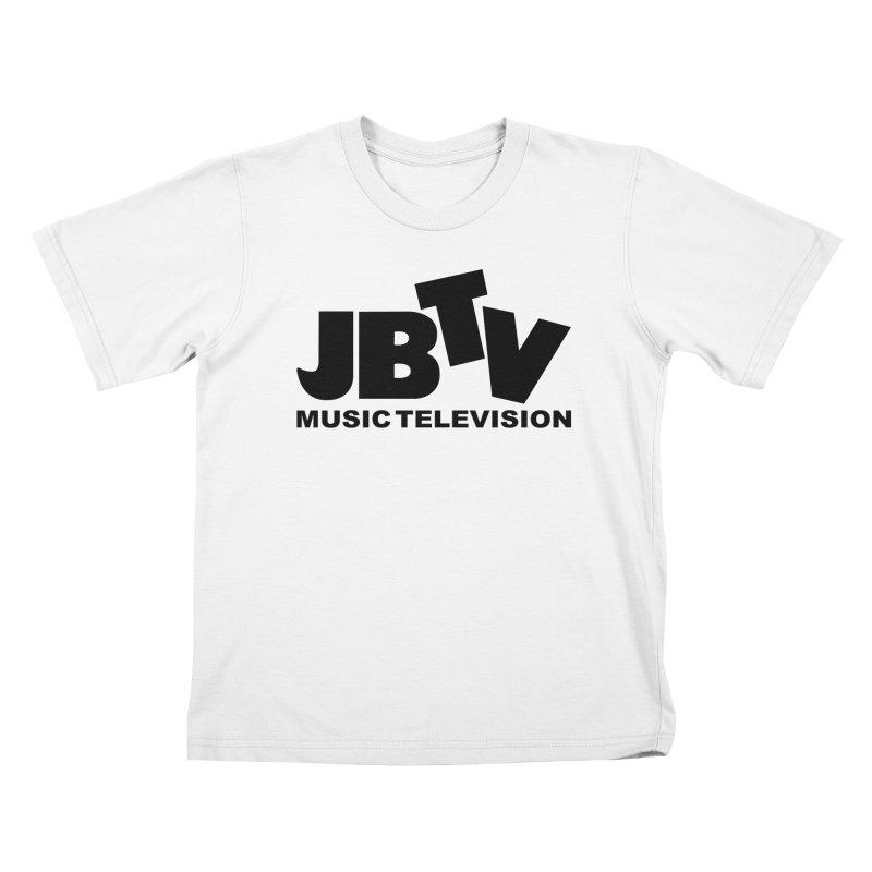 JBTV Music Television Black Kids T-Shirt by JBTV