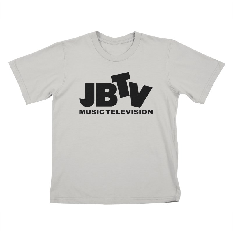 JBTV Music Television Black Kids T-shirt by JBTV's Artist Shop