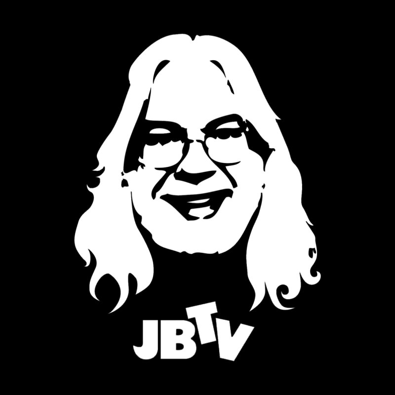 Jerry logo Home Blanket by JBTV