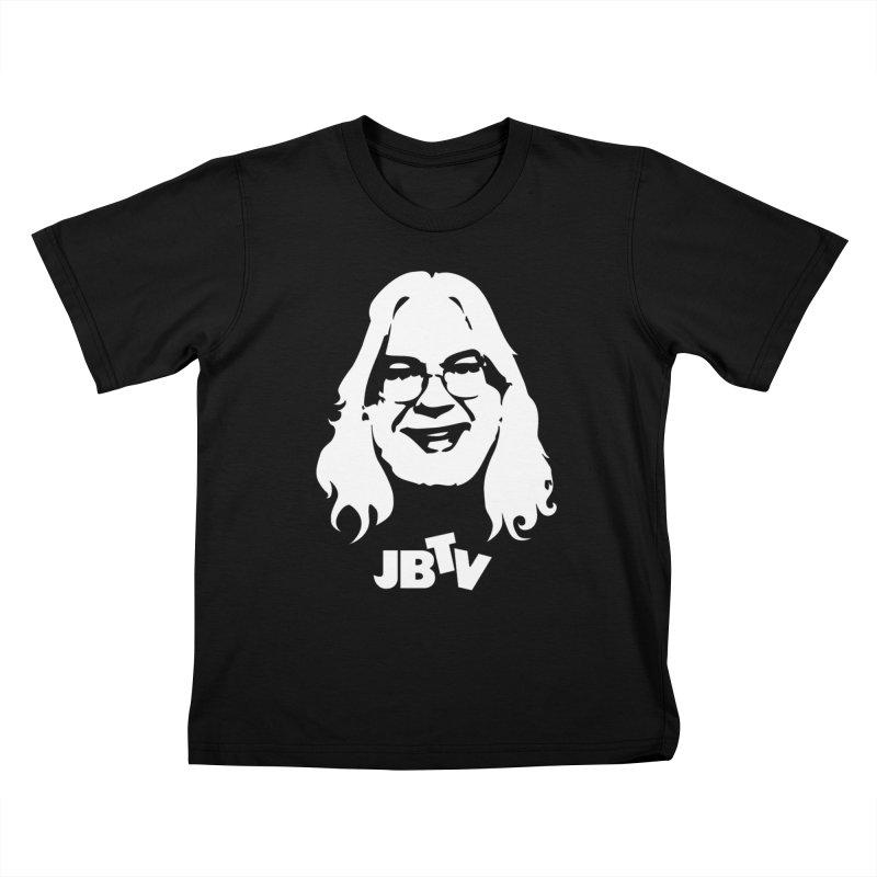 Jerry logo Kids T-shirt by JBTV's Artist Shop