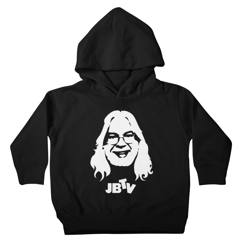 Jerry logo Kids Toddler Pullover Hoody by JBTV's Artist Shop