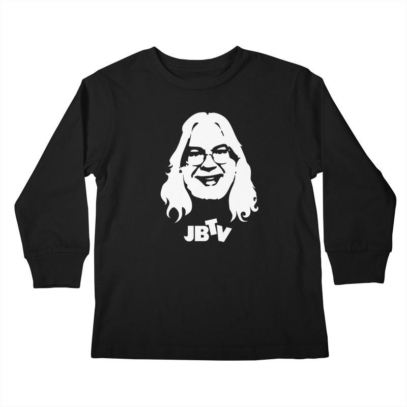 Jerry logo Kids Longsleeve T-Shirt by JBTV
