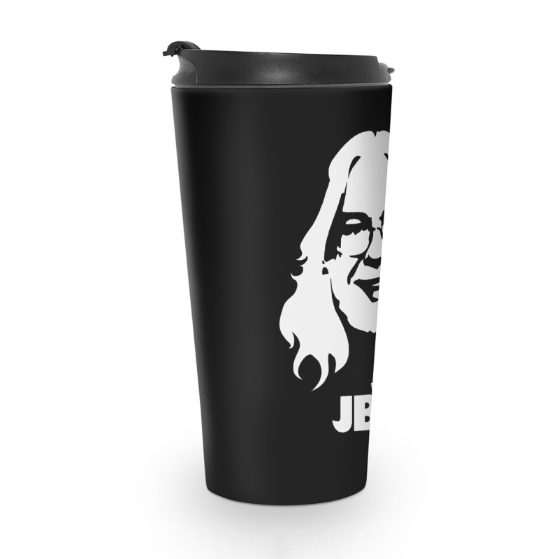 Jerry logo Accessories Travel Mug by JBTV