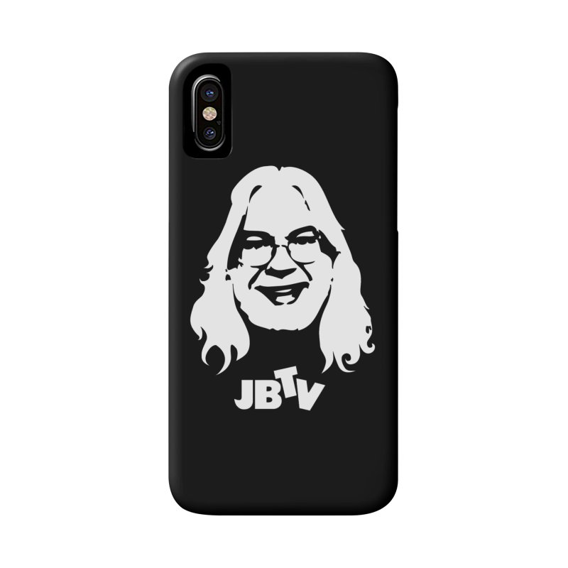 Jerry logo Accessories Phone Case by JBTV's Artist Shop