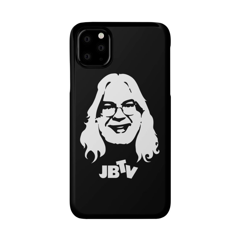 Jerry logo Accessories Phone Case by JBTV