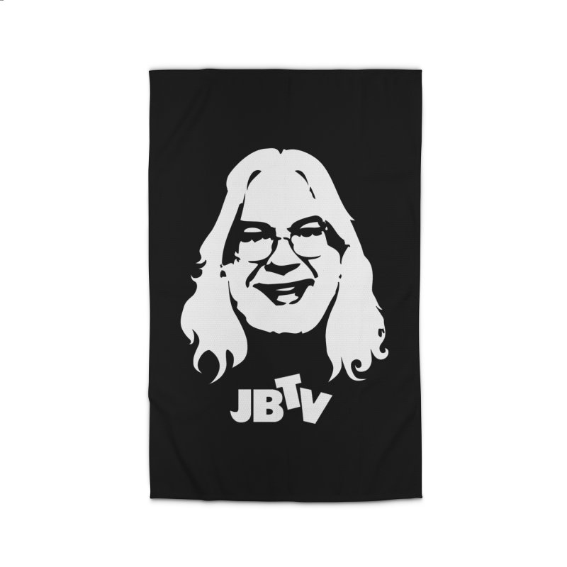 Jerry logo Home Rug by JBTV's Artist Shop