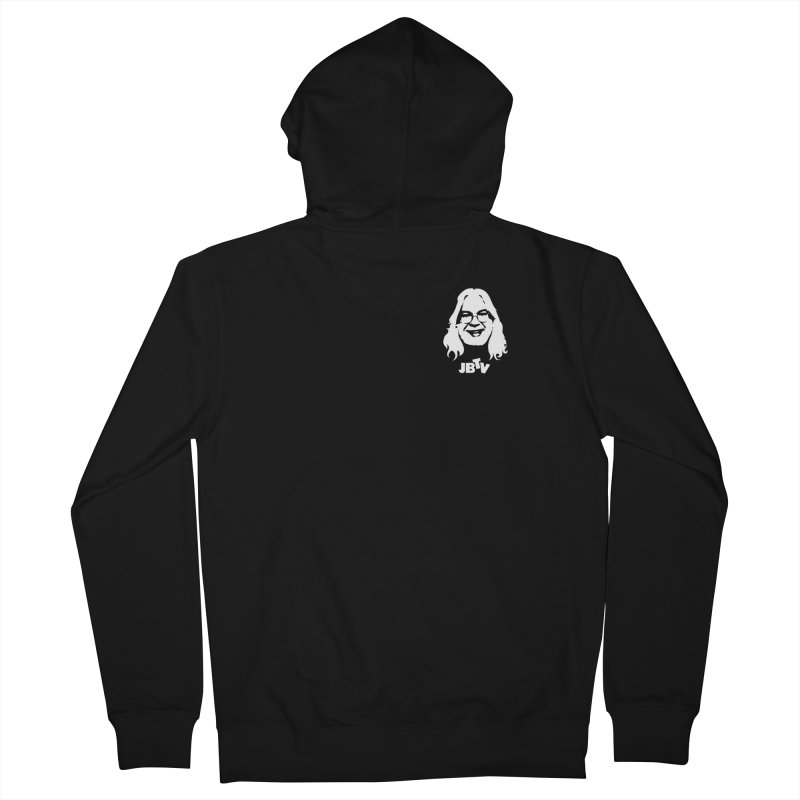 Jerry JBTV Pocket Men's Zip-Up Hoody by JBTV's Artist Shop
