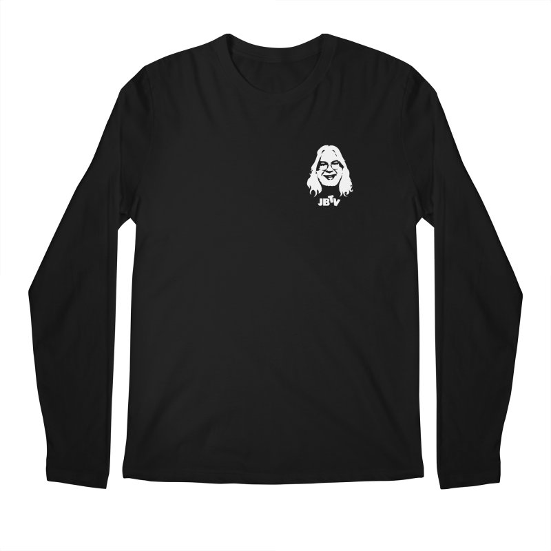 Jerry JBTV Pocket Men's Longsleeve T-Shirt by JBTV's Artist Shop
