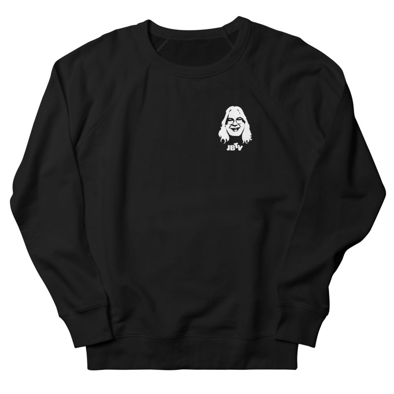 Jerry JBTV Pocket Women's Sweatshirt by JBTV's Artist Shop