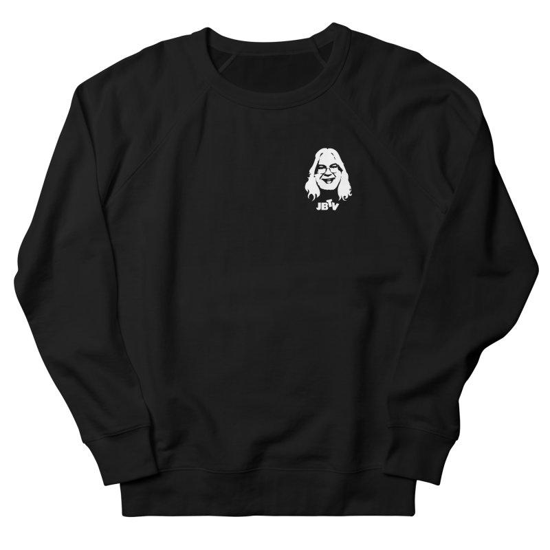 Jerry JBTV Pocket Women's French Terry Sweatshirt by JBTV's Artist Shop