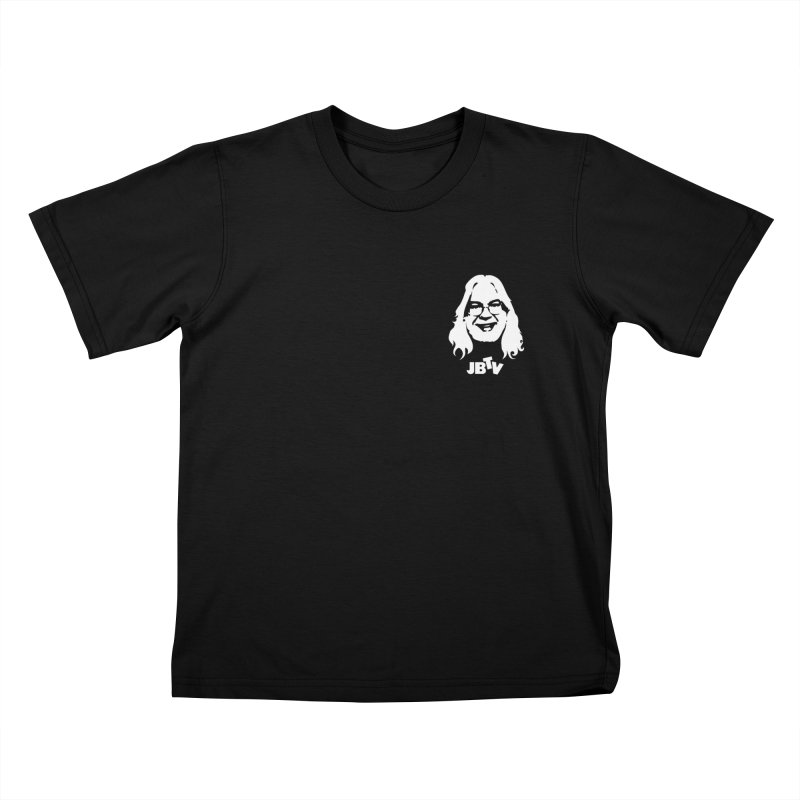 Jerry JBTV Pocket Kids T-Shirt by JBTV's Artist Shop