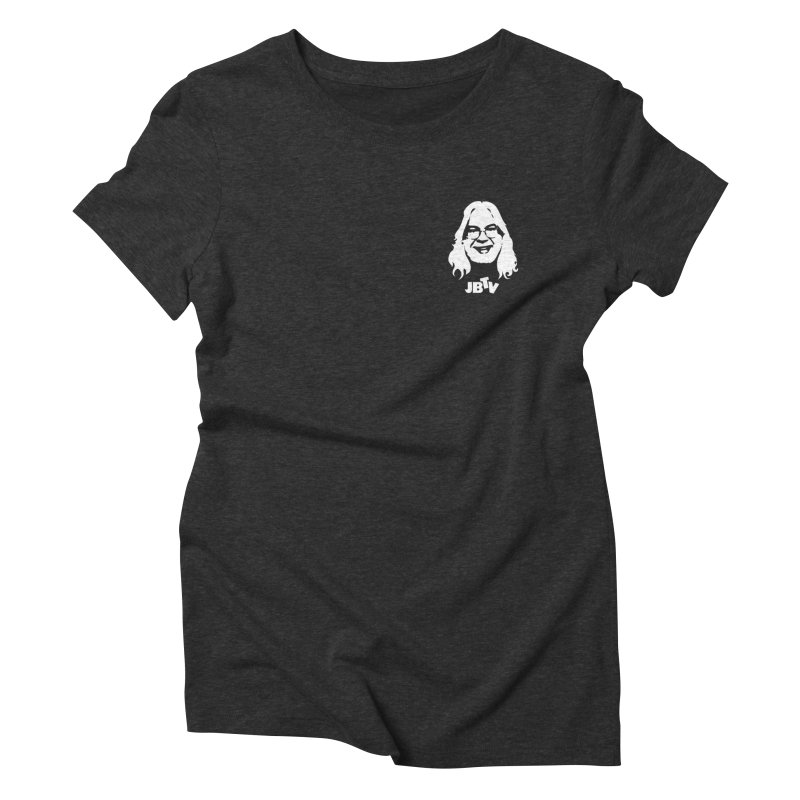 Jerry JBTV Pocket Women's Triblend T-Shirt by JBTV