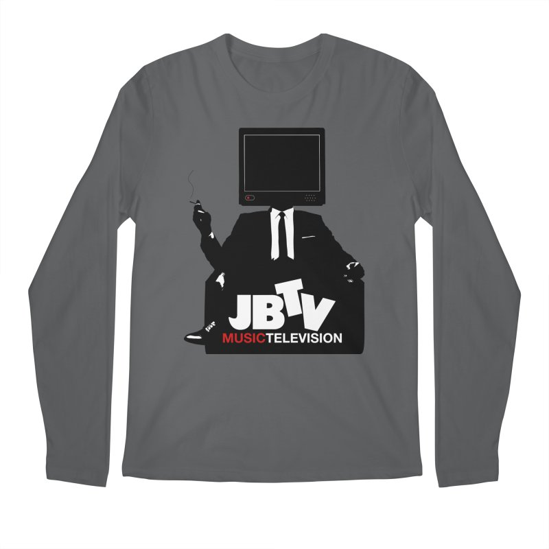 MAD FOR JBTV Men's Longsleeve T-Shirt by JBTV's Artist Shop
