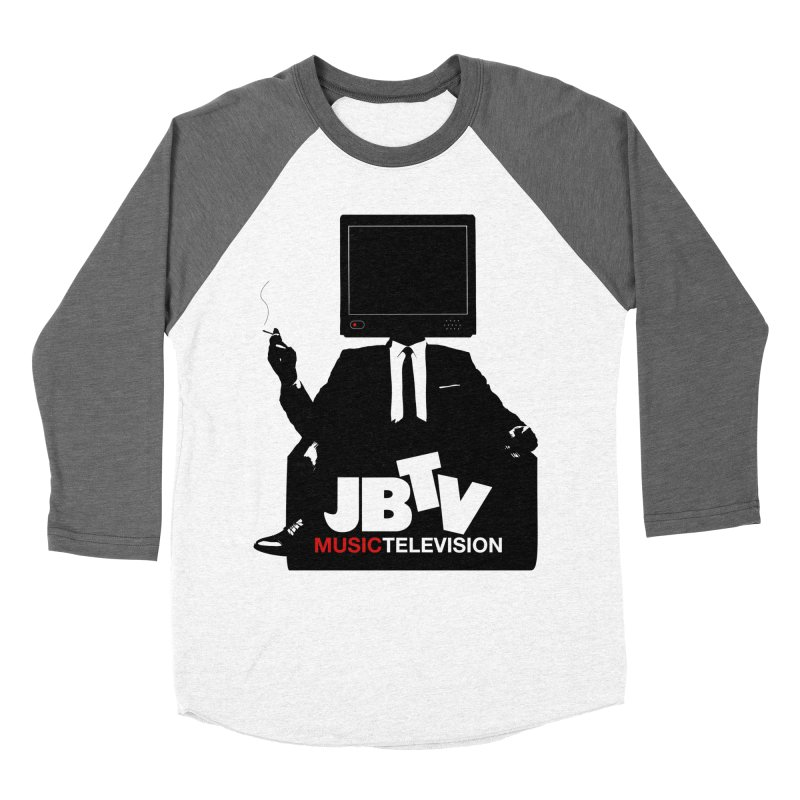 MAD FOR JBTV Women's Longsleeve T-Shirt by JBTV's Artist Shop