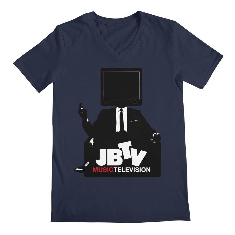 MAD FOR JBTV Men's V-Neck by JBTV