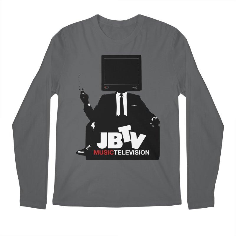 MAD FOR JBTV Men's Longsleeve T-Shirt by JBTV