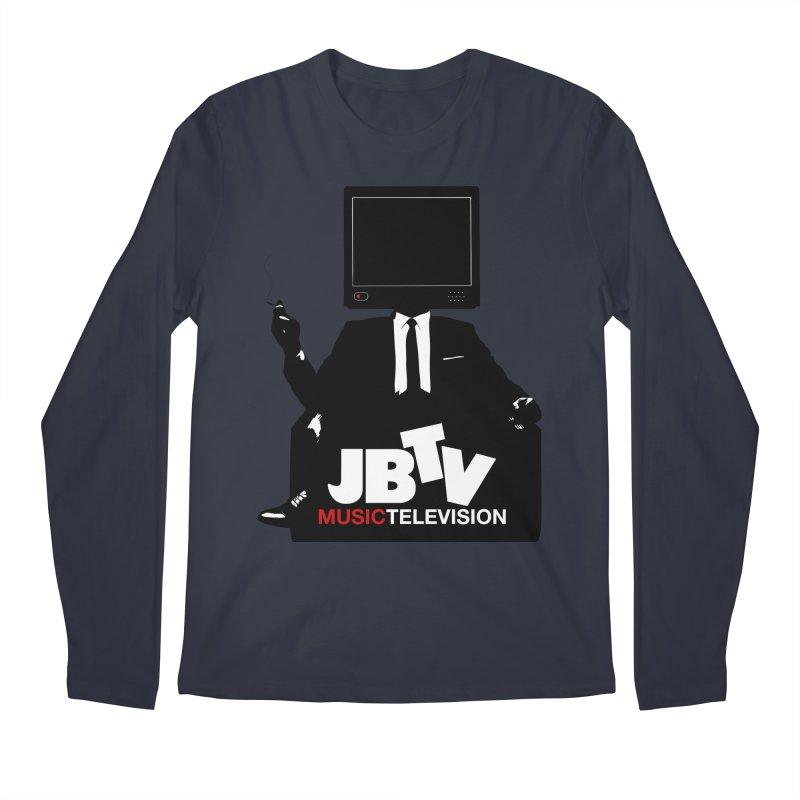 MAD FOR JBTV Men's Regular Longsleeve T-Shirt by JBTV's Artist Shop