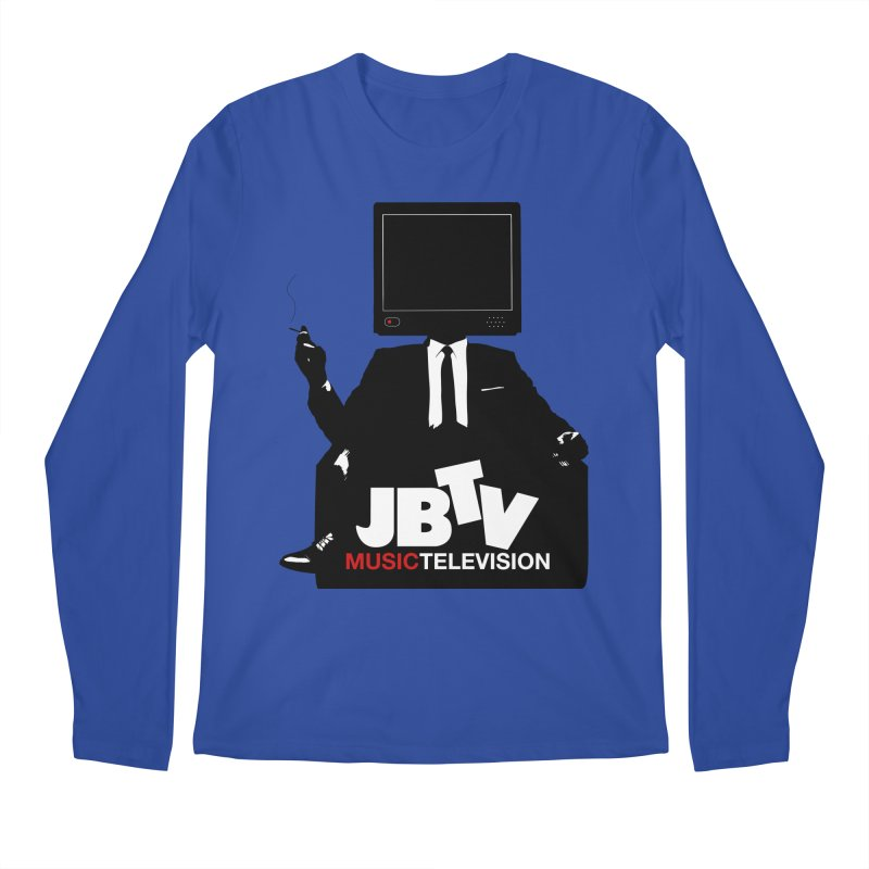 MAD FOR JBTV Men's Regular Longsleeve T-Shirt by JBTV's Artist Shop