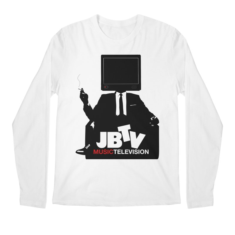 MAD FOR JBTV Men's Regular Longsleeve T-Shirt by JBTV