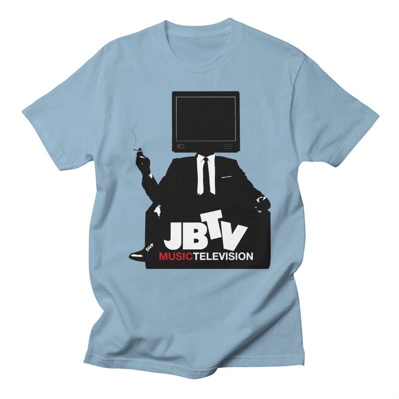 MAD FOR JBTV Men's Regular T-Shirt by JBTV