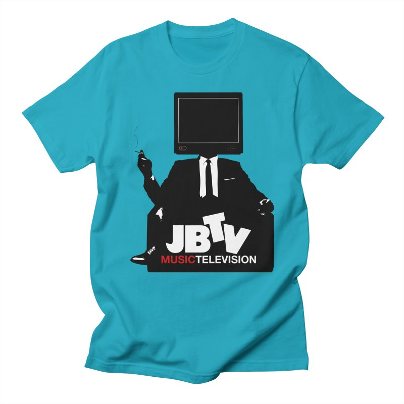 MAD FOR JBTV Men's Regular T-Shirt by JBTV's Artist Shop