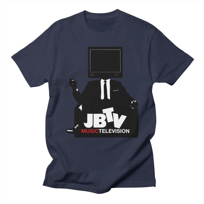 MAD FOR JBTV Women's Regular Unisex T-Shirt by JBTV