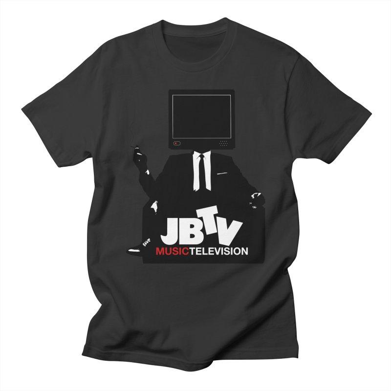 MAD FOR JBTV Men's Regular T-Shirt by JBTV's Artist Shop