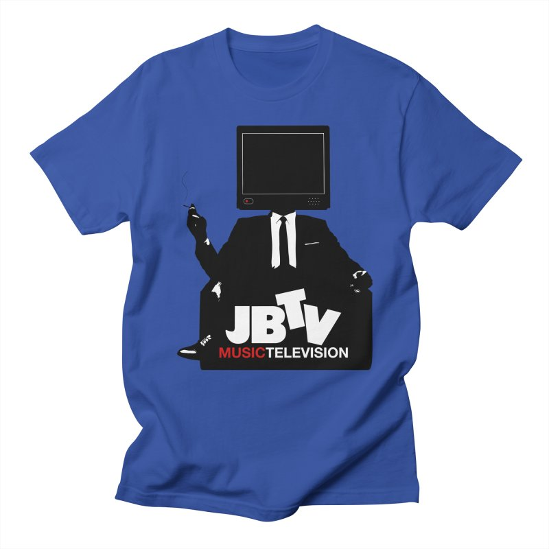 MAD FOR JBTV Men's Regular T-Shirt by JBTV