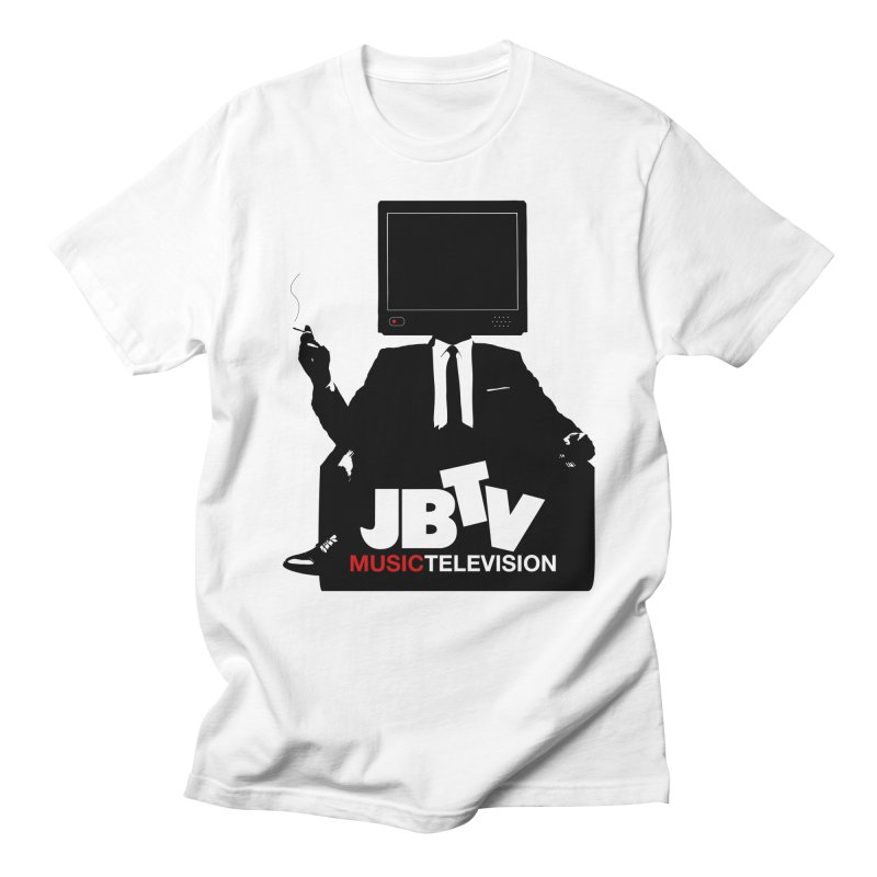 MAD FOR JBTV Women's Regular Unisex T-Shirt by JBTV