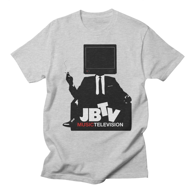 MAD FOR JBTV Men's T-Shirt by JBTV
